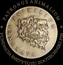 Logo Fundacji Patronus Animalium
